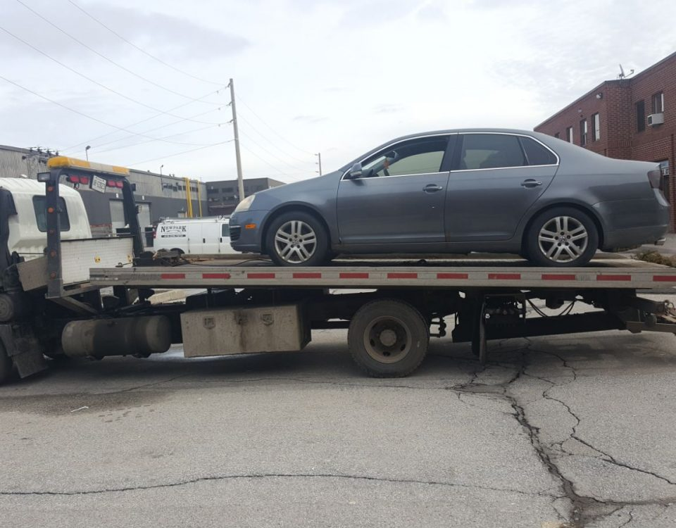 Unwanted Car Removal Ontario
