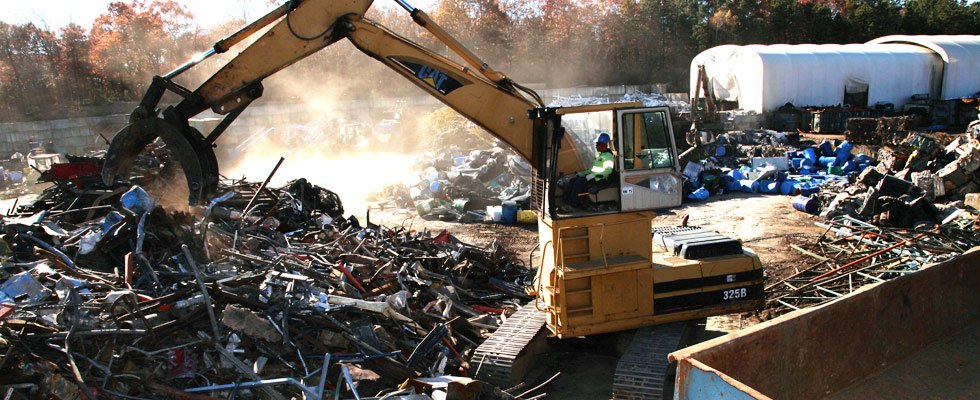 Scrap Car removal and Metal Recycling GTA