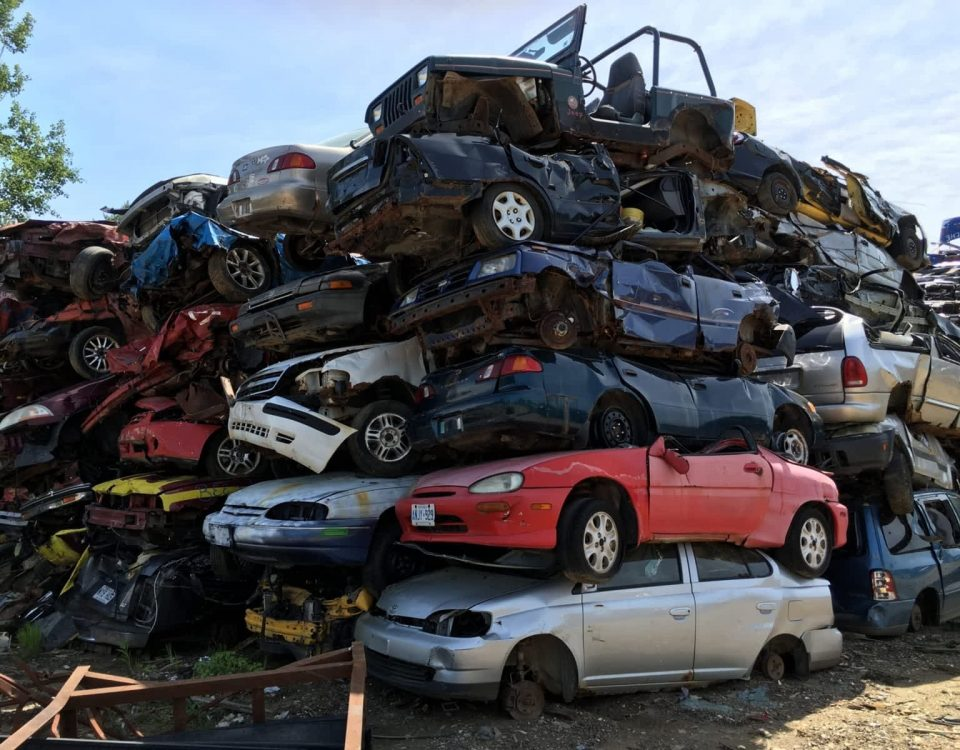 Sell Junk & Scrap Car Scarborough - Cash & Towing