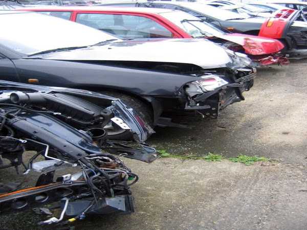 Top Cash for Scrap Car Removal in Toronto