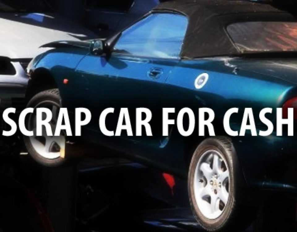 Scrap Car For Cash – Get Cash For Scrap Car FAST