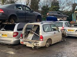 Scrap my car for cash today