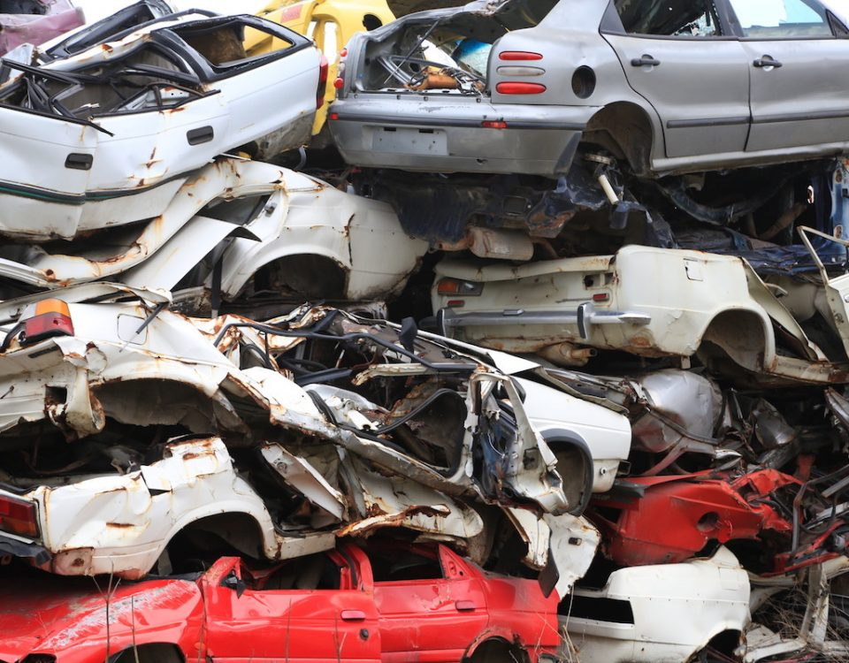 Things To Do Before Scrapping Your Old Car